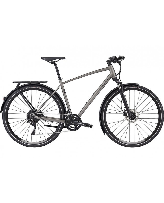 Rower Specialized CrossTrail Elite EQ - Black Top Collection