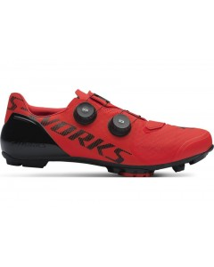 Buty S-Works Recon Red