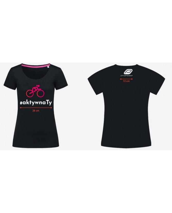 Koszulka damska aktywnaTy