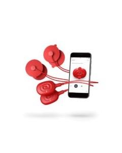 PowerDot Duo Elektrostymulator czerwony