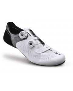 BUTY S-WORKS 6 ROAD WHITE