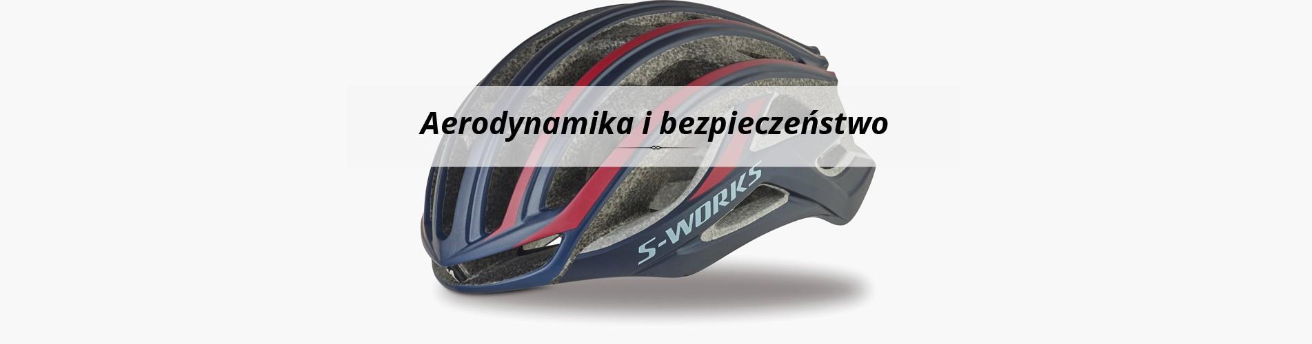 Aerodynamika i wygoda - Kaski Specialized